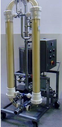 Romfil Cross Flow Wine Filtration Systems